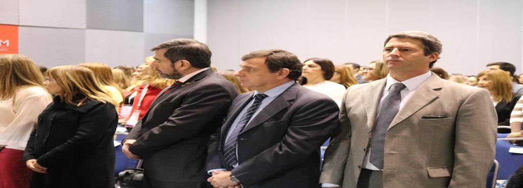 El Defensor General participó en el acto de apertura de las Jornadas Nacionales de Adopción