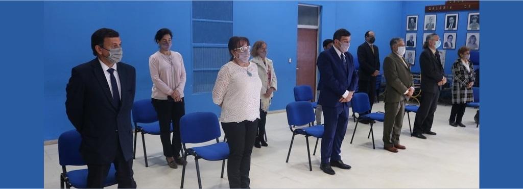 Acto de Asunción de las Nuevas Autoridades de la Caja Forense