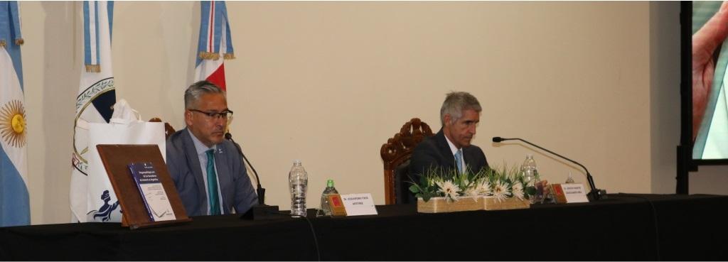 El Defensor General participó de la disertación sobre temáticas de actualidad en materia de Derecho Civil y Comercial