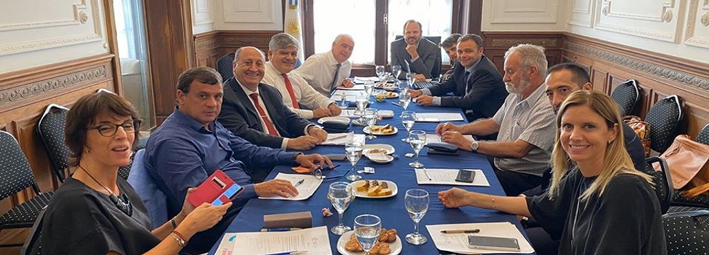 El Defensor General participó de la reunión anual del Consejo Federal